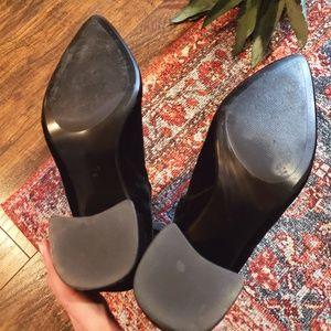 Mango Shoes - MNG Velvet Heel Ankle Boot